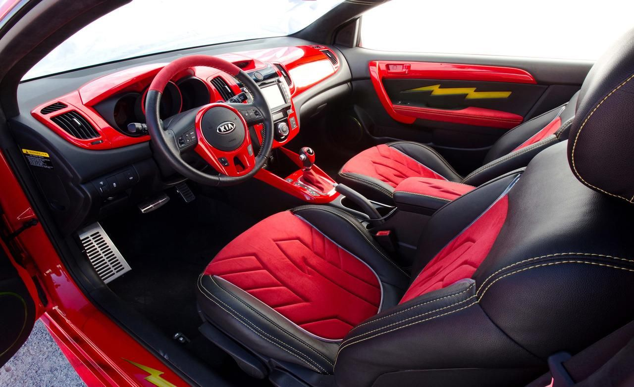The 2014 Kia Forte Koup Turbo Will Accelerate From 0 To 60 Mph In