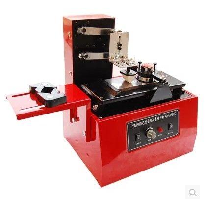 desktop electric pad printer machine printing machine for product