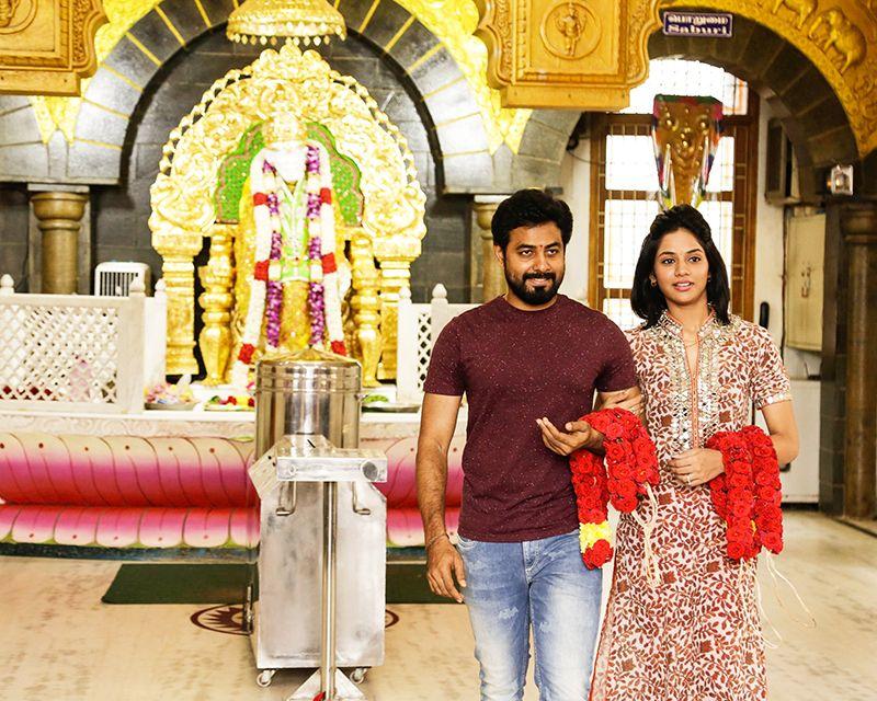 Aari – Aishwarya Dutta Starrier New Film's Glimpse on Tiktok