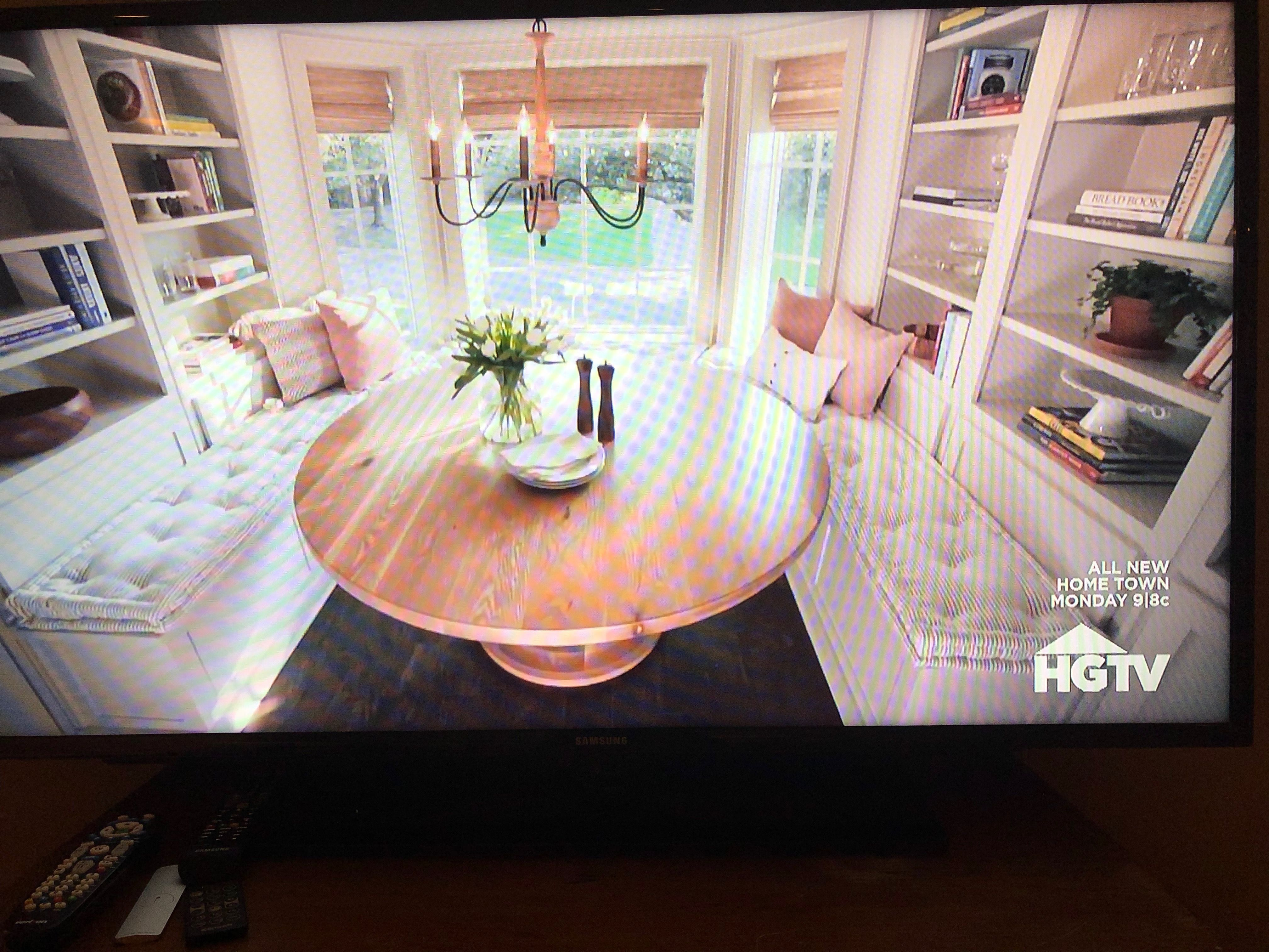 Dream Breakfast Nook Fixer Upper Season 5 Episode 8 Fixer Upper Dining Room Fixer Upper Dining