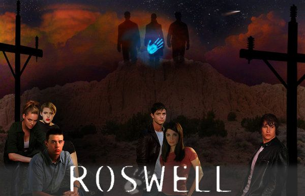 Roswell wallpaper 3 by Light-Craft