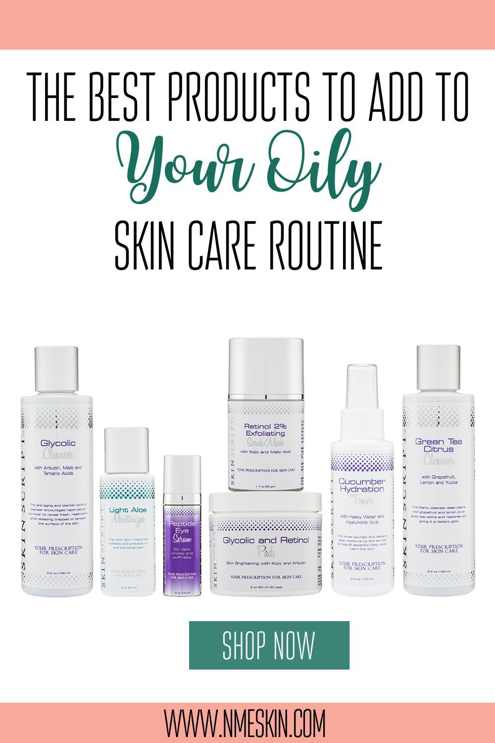 The Best Skin Care Products To Add To Your Oily Skin Care Routine Oily Skin Moderate Acne Acne Skin