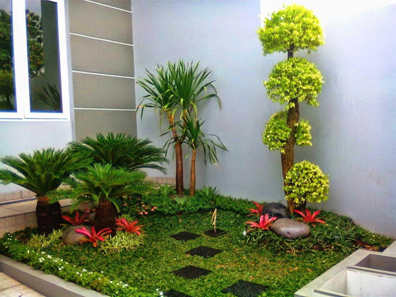 Contoh Bunga Taman Depan Rumah