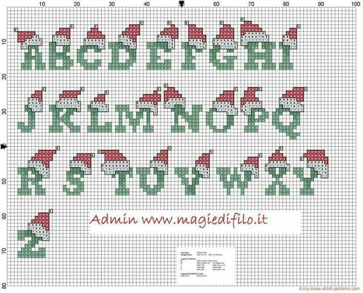 This Is A Helpful Cross-Stitch Site. 14 Count Printable Graph