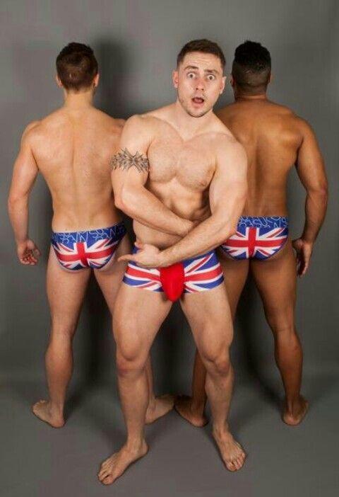 Patriotic gay porn
