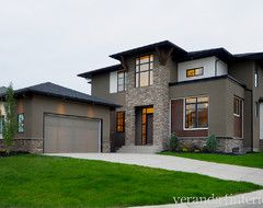 Modern Exterior House Colors show home exteriors | west coast contemporary exterior modern