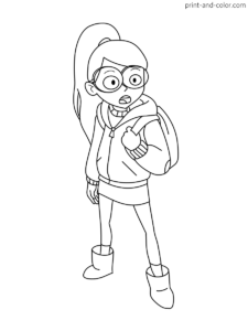 Infinity Train Coloring Pages Train Coloring Pages Coloring Pages Color