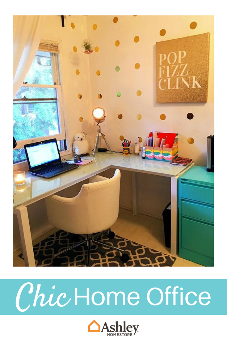 Your home office needs to feel like a retreat make sure you have a