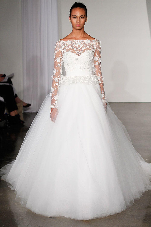 Enchanting Marchesa Wedding Dresses