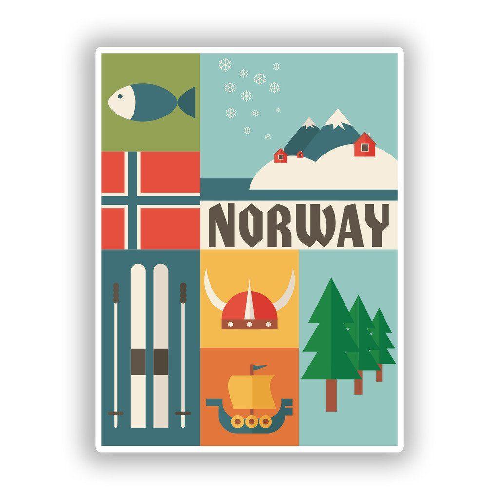 2 x Romania Vinyl Stickers Travel Luggage #10596
