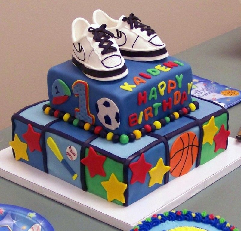 Cool birthday cakes ideas for 2 year old Cool birthday