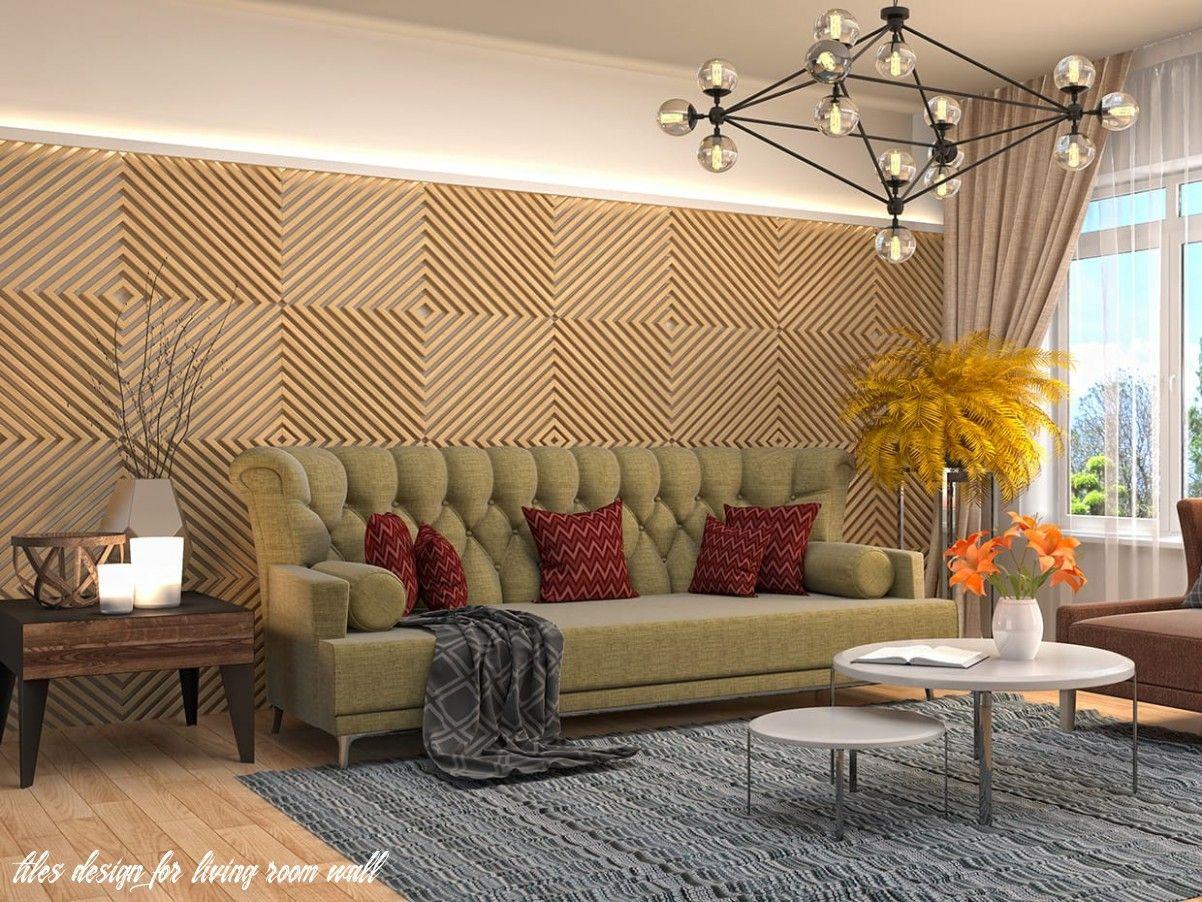 Tiles Design For Living Room Wall In 2020 Living Room Tiles Living Room Wall Designs Living Room Tiles Design #tiles #design #for #living #room #wall