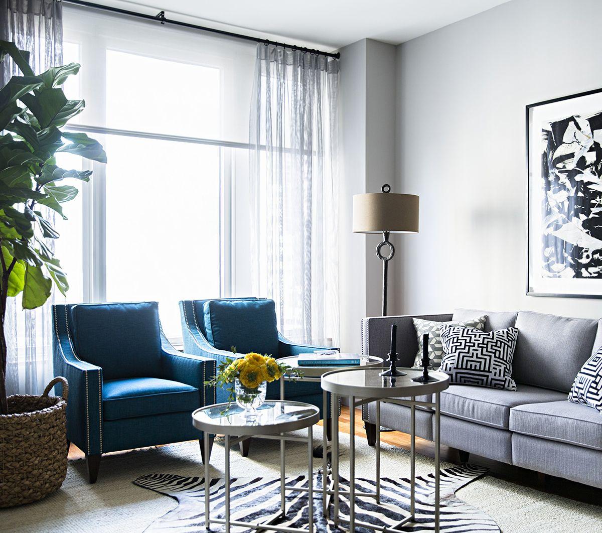 For this Domino Shophouse living room, designer Antonino ...