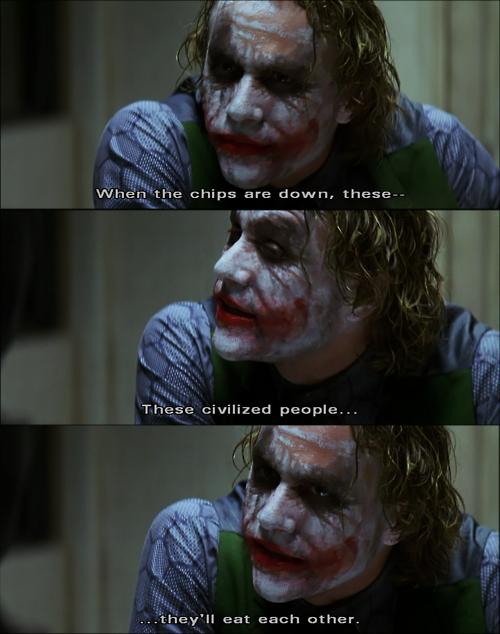 The Dark Knight Dark Knight Joker Quotes Dark Knight Quotes Joker Quotes