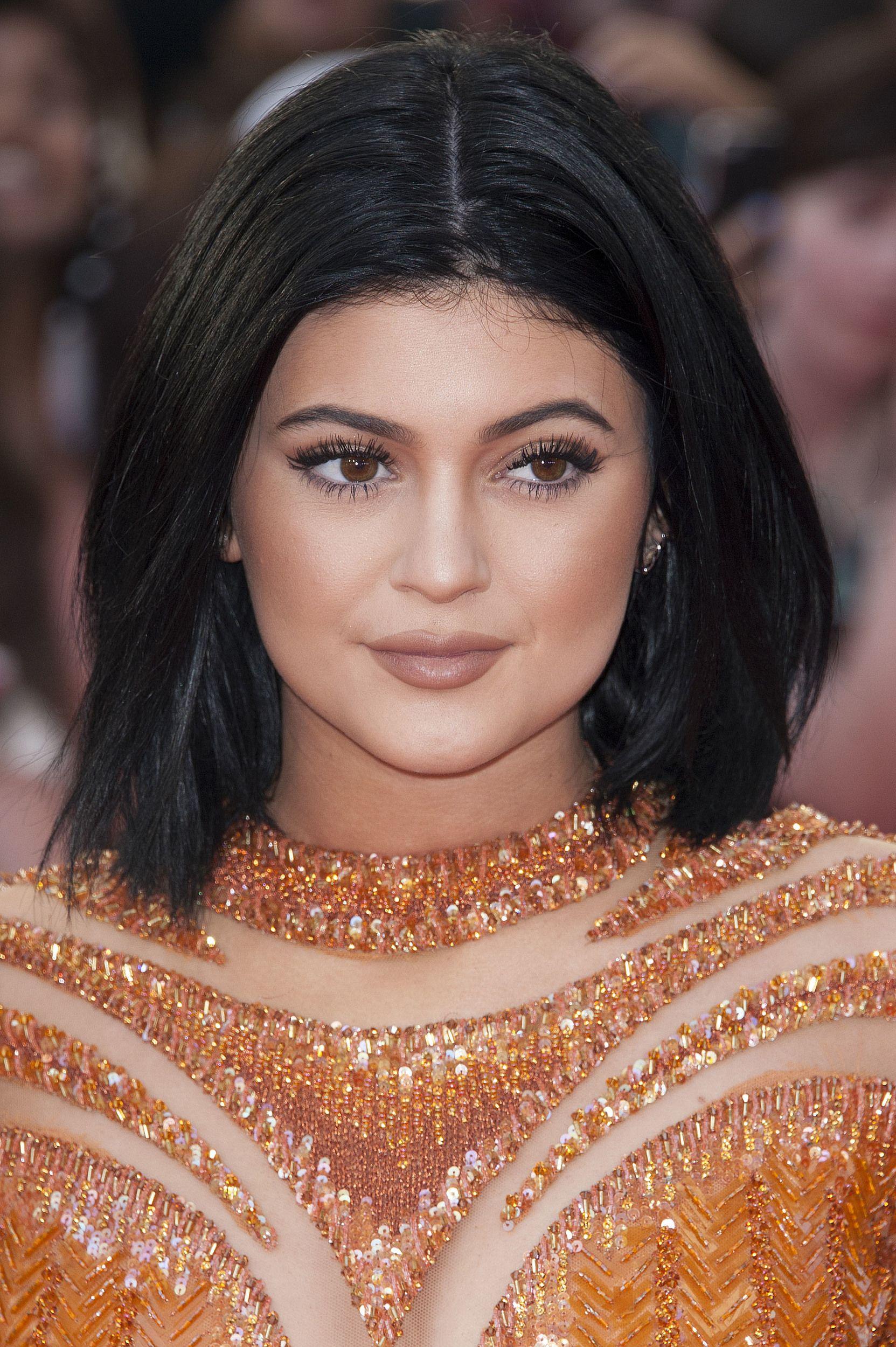 Kylie Jenner Makeup Celebrity beauty, French beauty