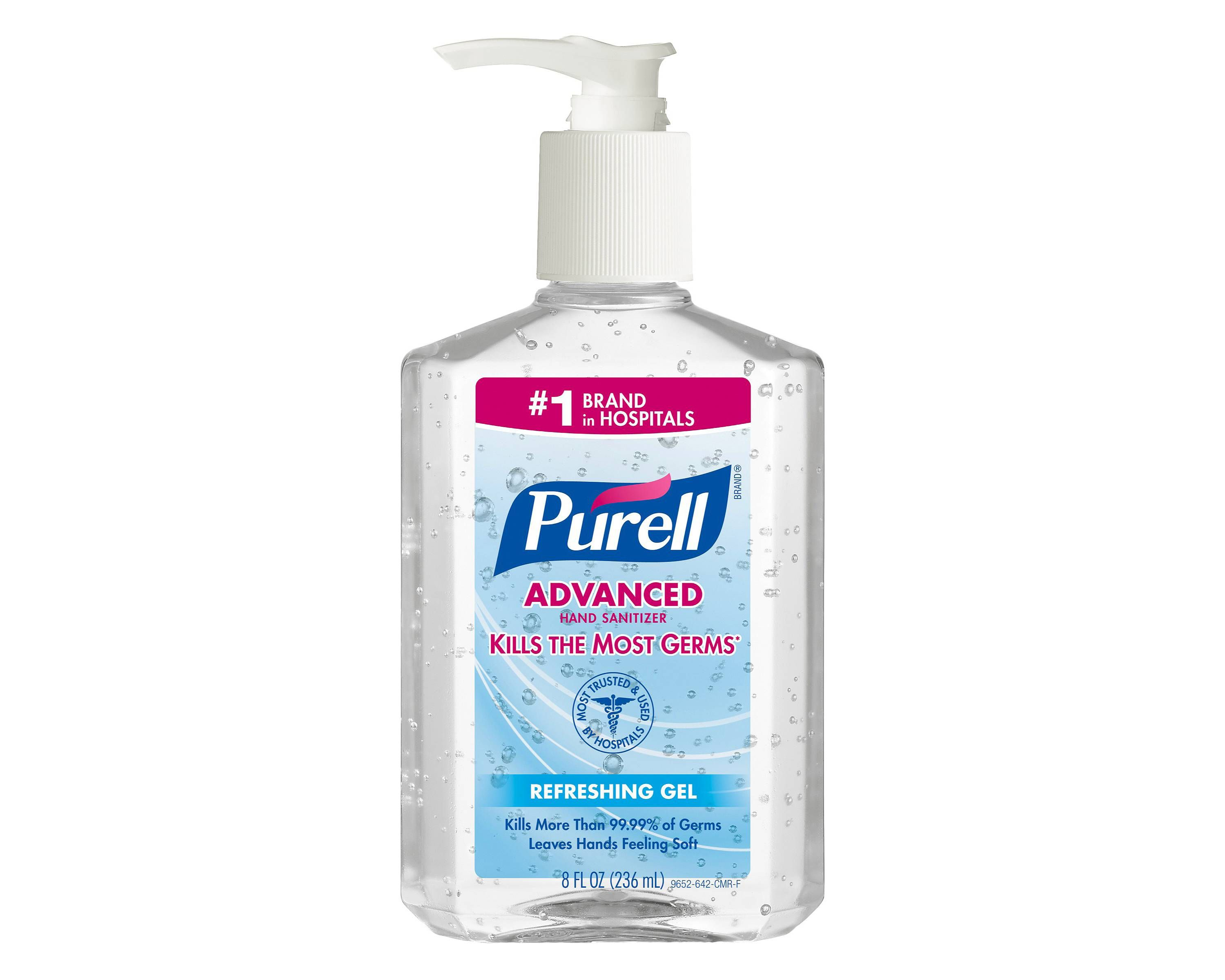 Coupon Of The Day 1 00 Off Purell R Advanced Hand Sanitizer