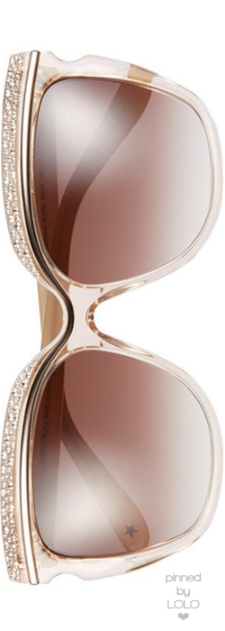 Jimmy Choo 58mm Retro Sunglasses   LOLO❤︎