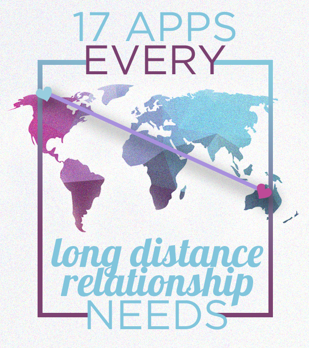 long distance dating app