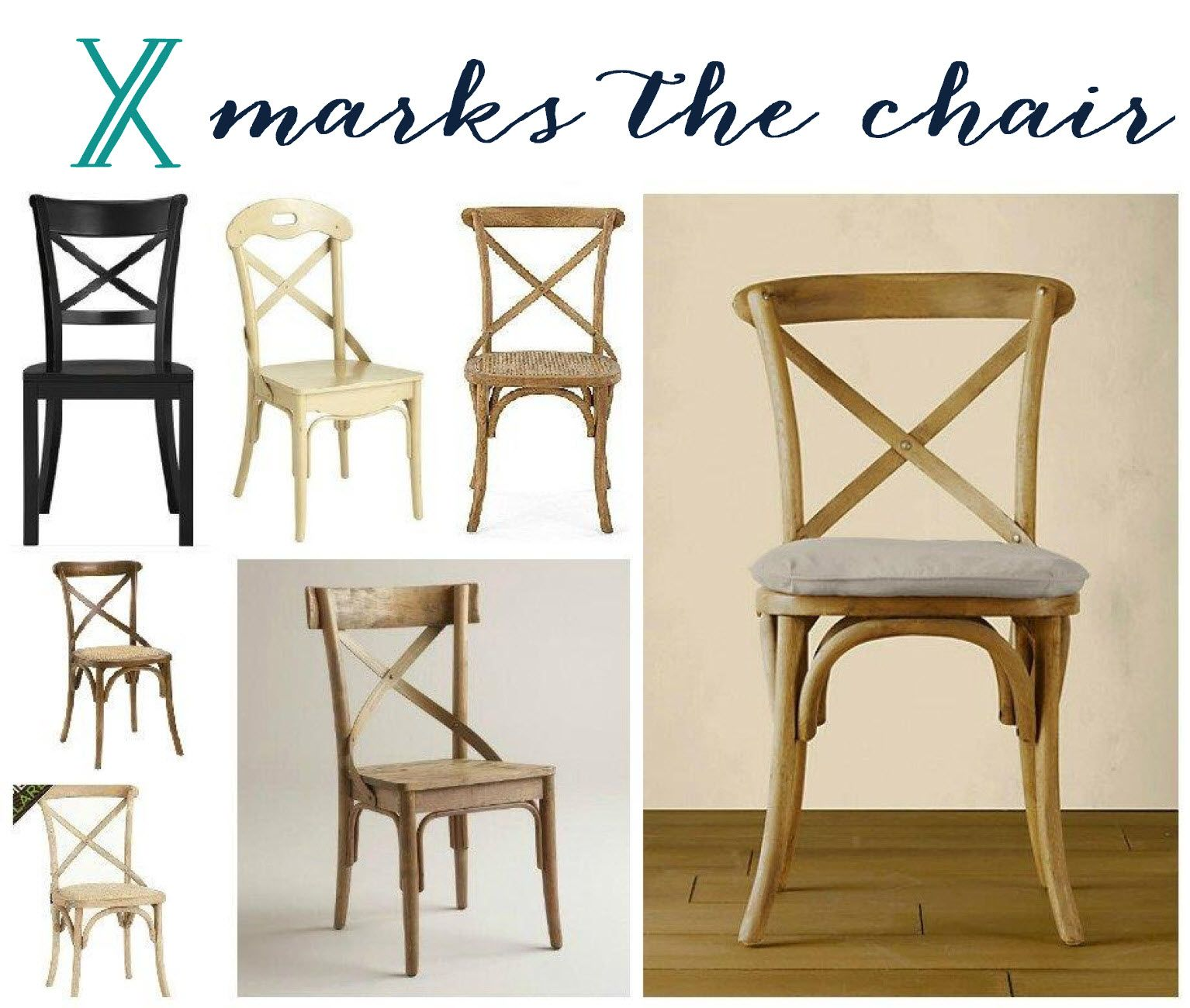 X Marks The Chair French Bistro Chairs Chair Bistro Chairs