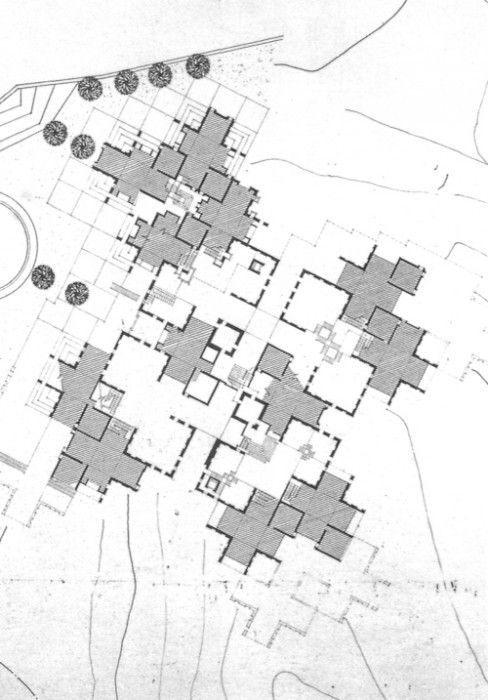 La Muralla Roja Architecture Ricardo Bofill Calpe Spain