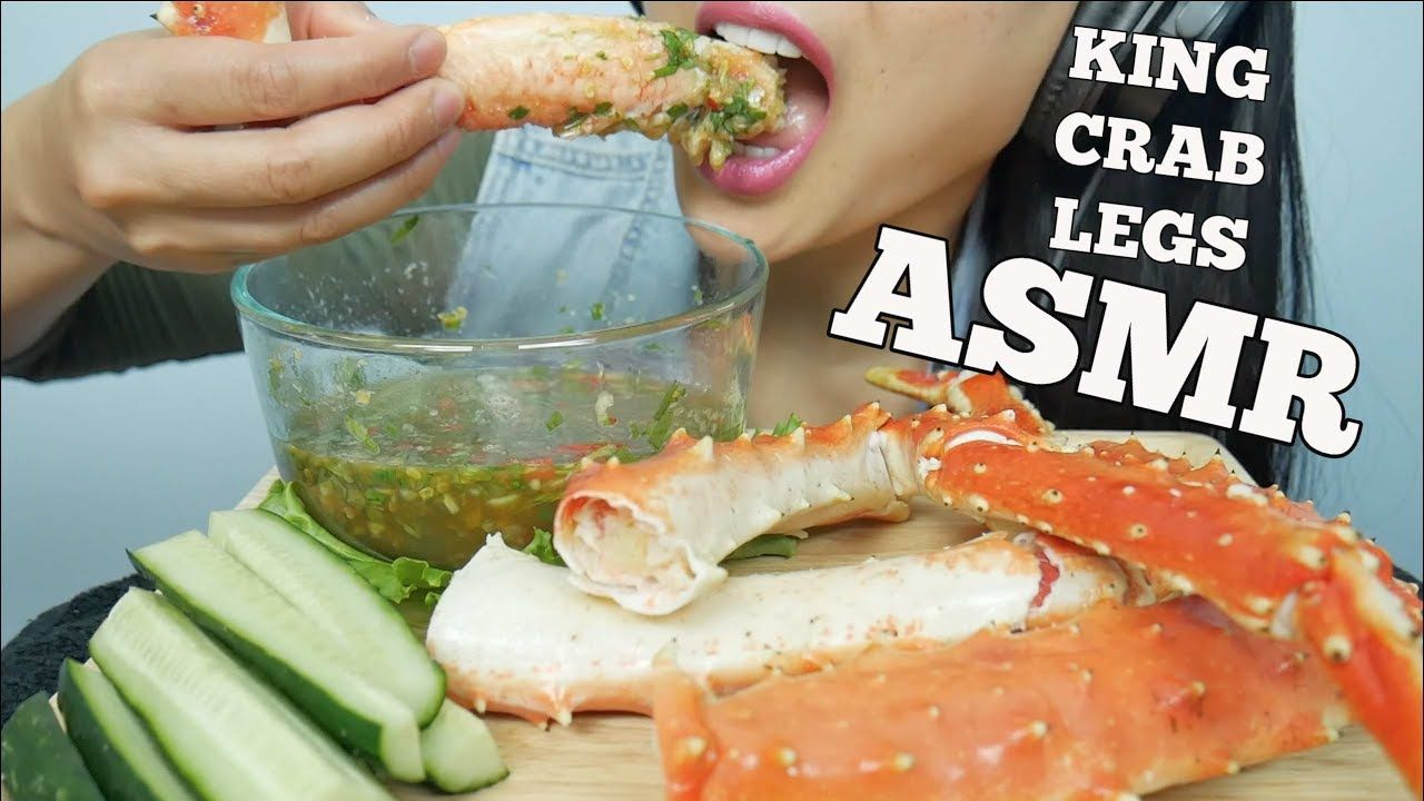 Asmr King Crab Legs Eating Sounds No Talking Sas Asmr King Crab King Crab Legs Eat Looks like we are having a problem on the server. asmr king crab legs eating sounds no