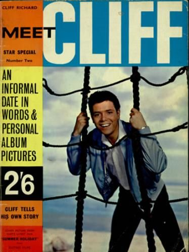 Cliff Richard | Cover pics