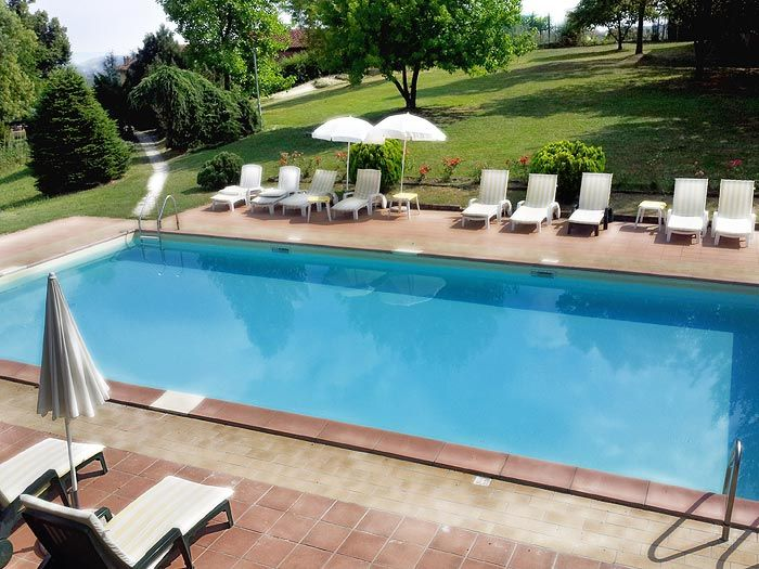 #piscina #pool #holiday #mountain #monferrato #italy