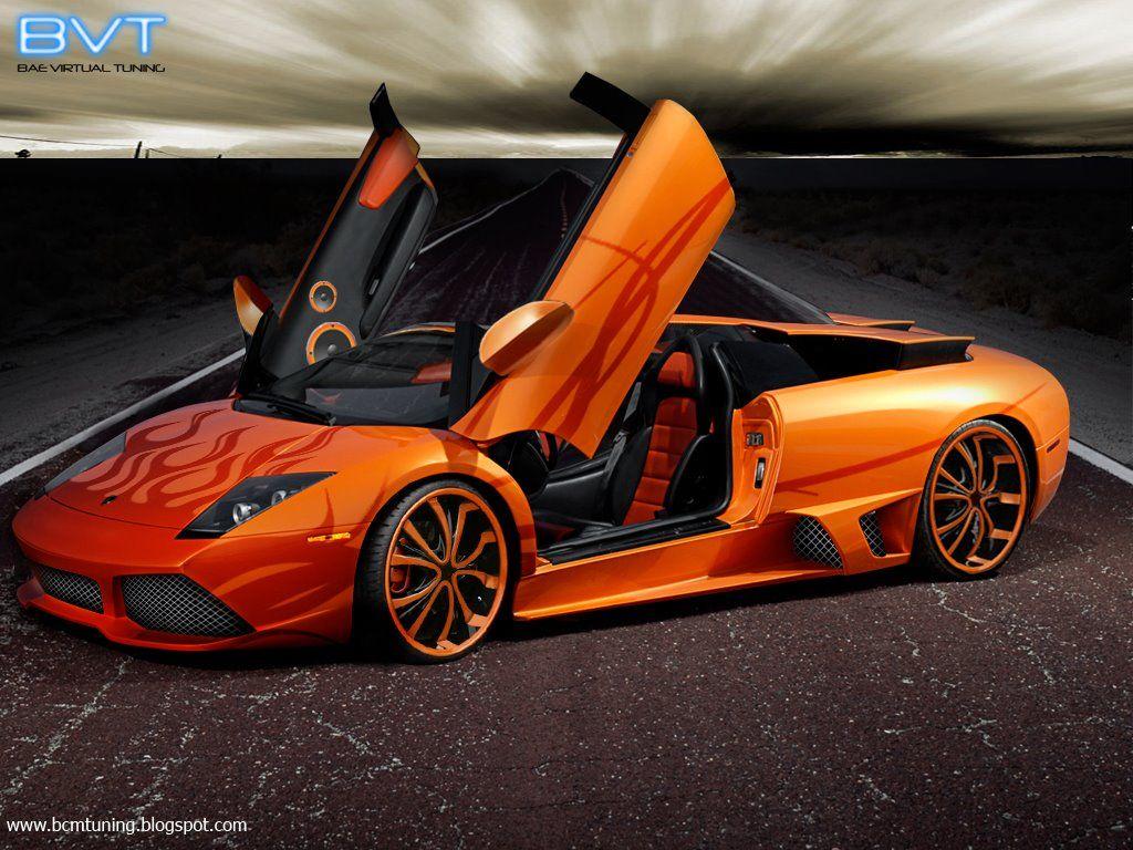 15 Great Virtual Car Tuning Photoshop Tutorials