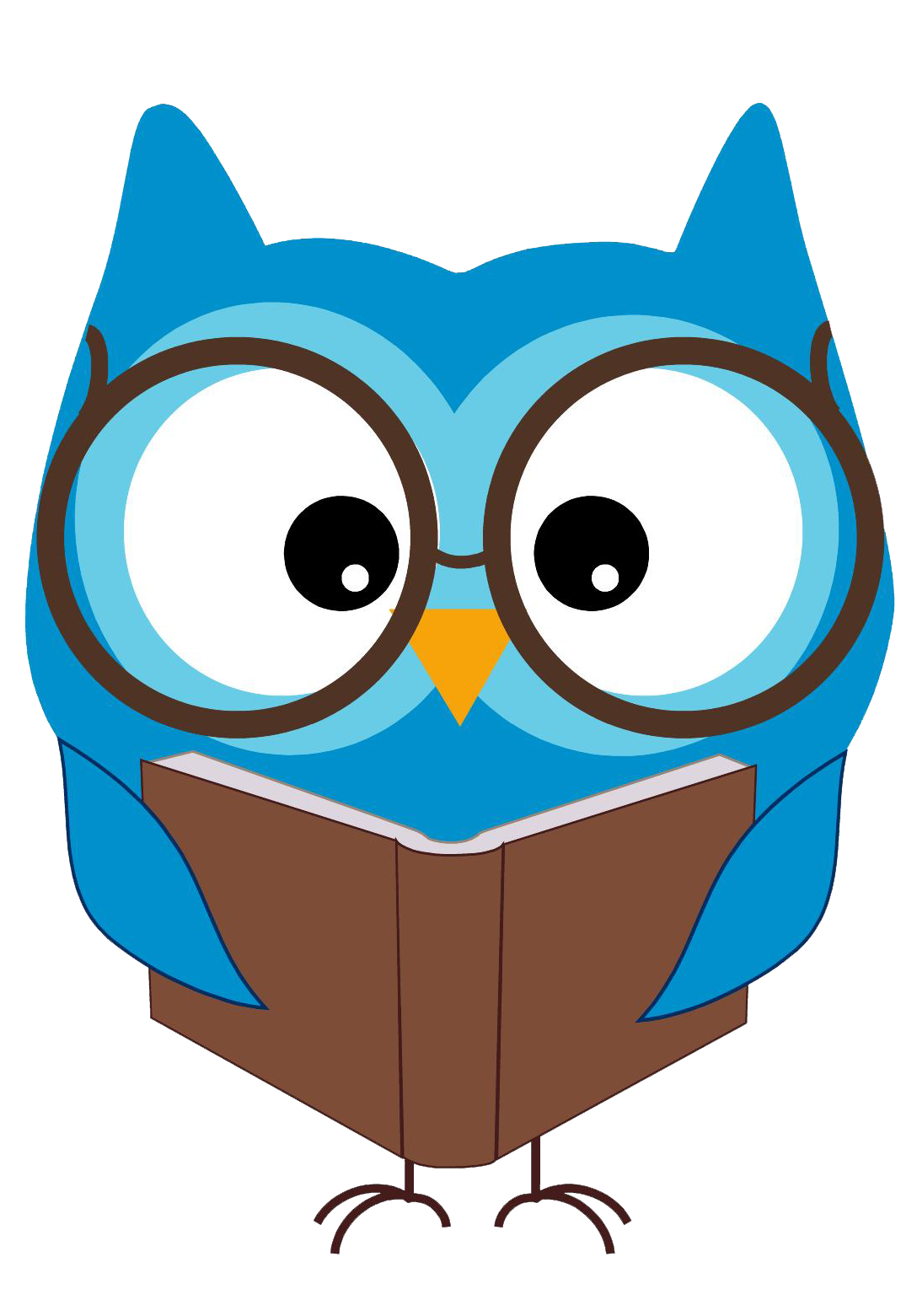 this is best owl reading clipart 21042 owl reading clip art for rh pinterest com Owl Clip Art Owl Clip Art