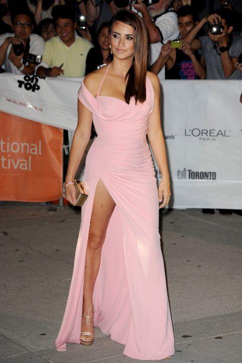 Los 10 looks más \'sexys\' de Penélope Cruz - La actriz española ...