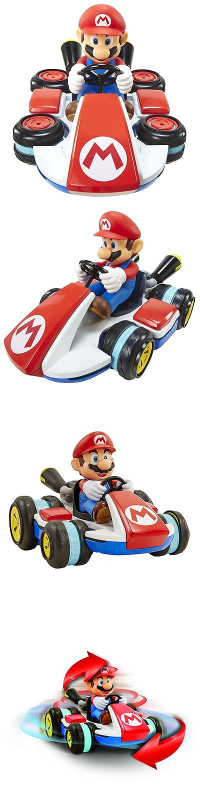 Toy Vehicles 145946: Mario Remote Control Car Mini Rc Racer Vehicle ...