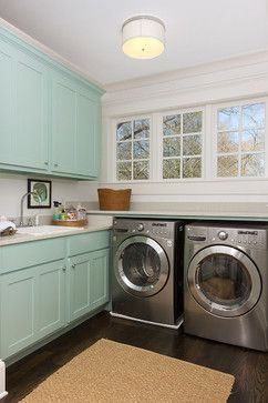 Dress Up The Laundry Room With Staging With Images Stylish