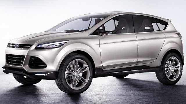 2018 Ford Escape Hybrid Anium New Suv