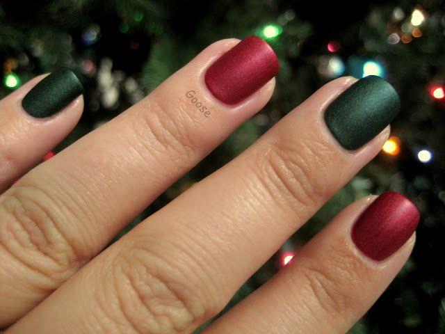 Zoya Veruschka and Zoya Posh -Goose\'s Glitter: The 12 Days of ...