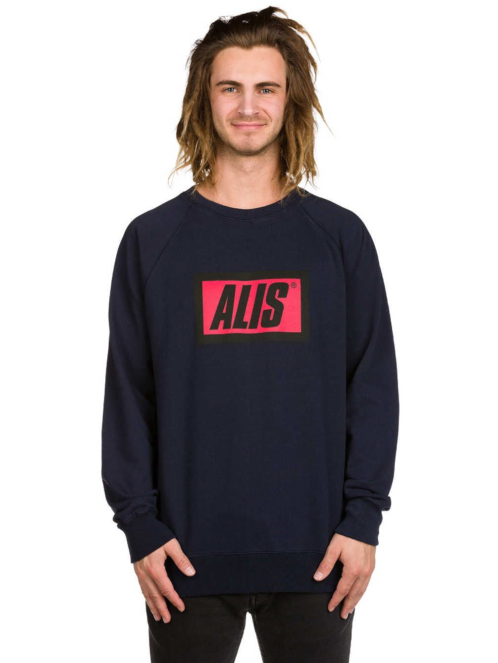 Classic Box Crew Sweater | Products, Sweaters and Ali