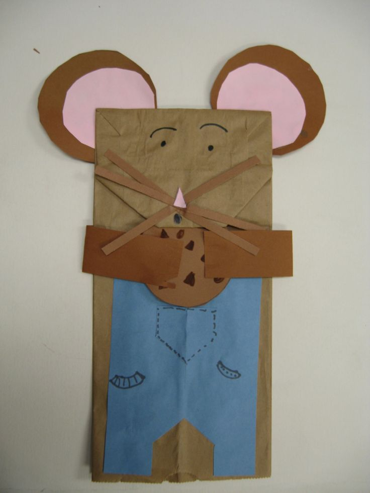 Image result for If You Give a Mouse a Cookie Puppet ...