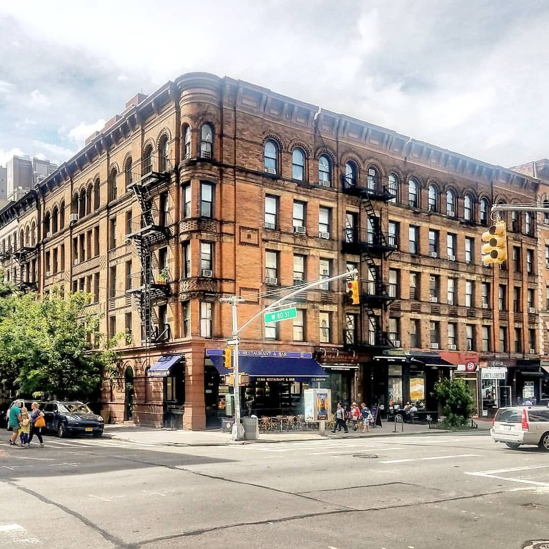 Upper West Side Manhattan Houses: Apartment Houses On The #Upper_West_Side, #Manhattan