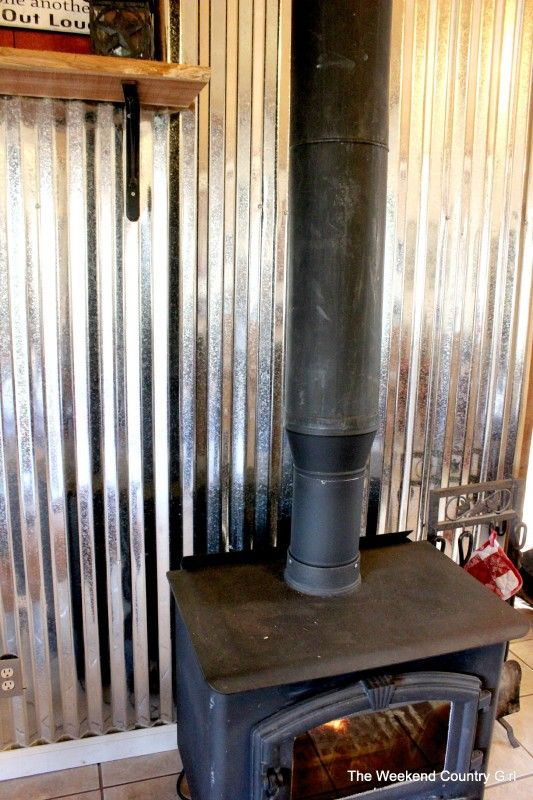 Best Corrugated Tin Metal Sheet Wall Treatment Tutorial The 400 x 300