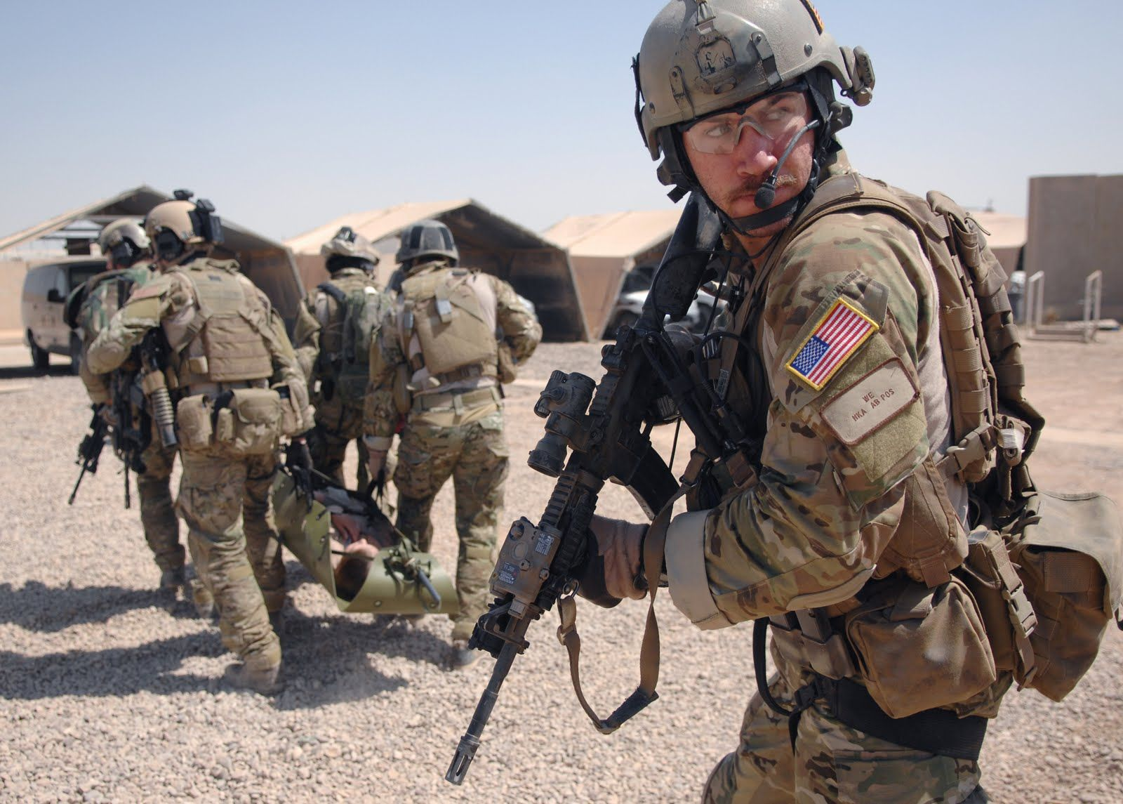 united states army special operations command Google
