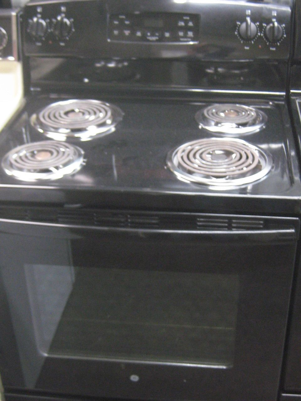Appliance City - GE SPECTRA 30 INCH FREE STANDING GAS RANGE 4 ...