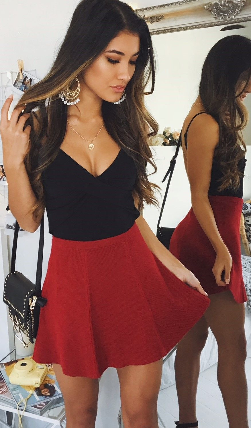 Date night outfit goals   Party outfit night club, Night ...