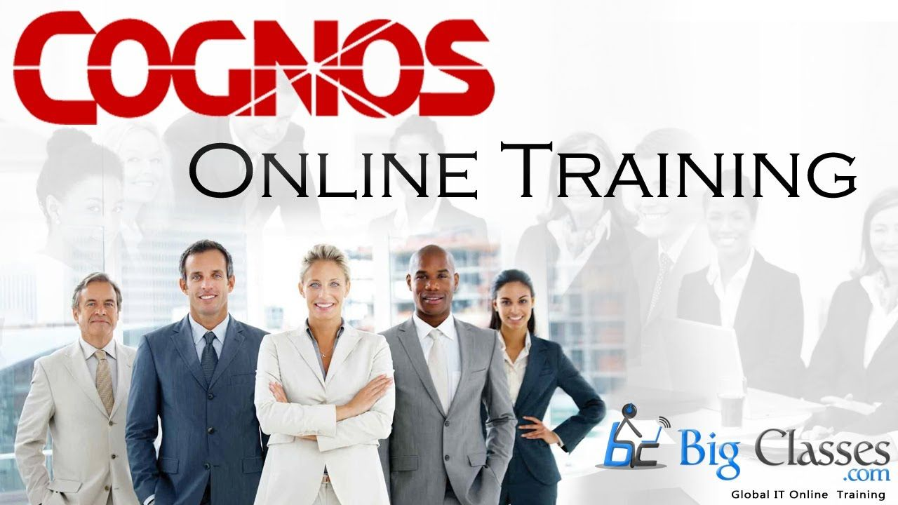 pin by bigclasses on cognos online training