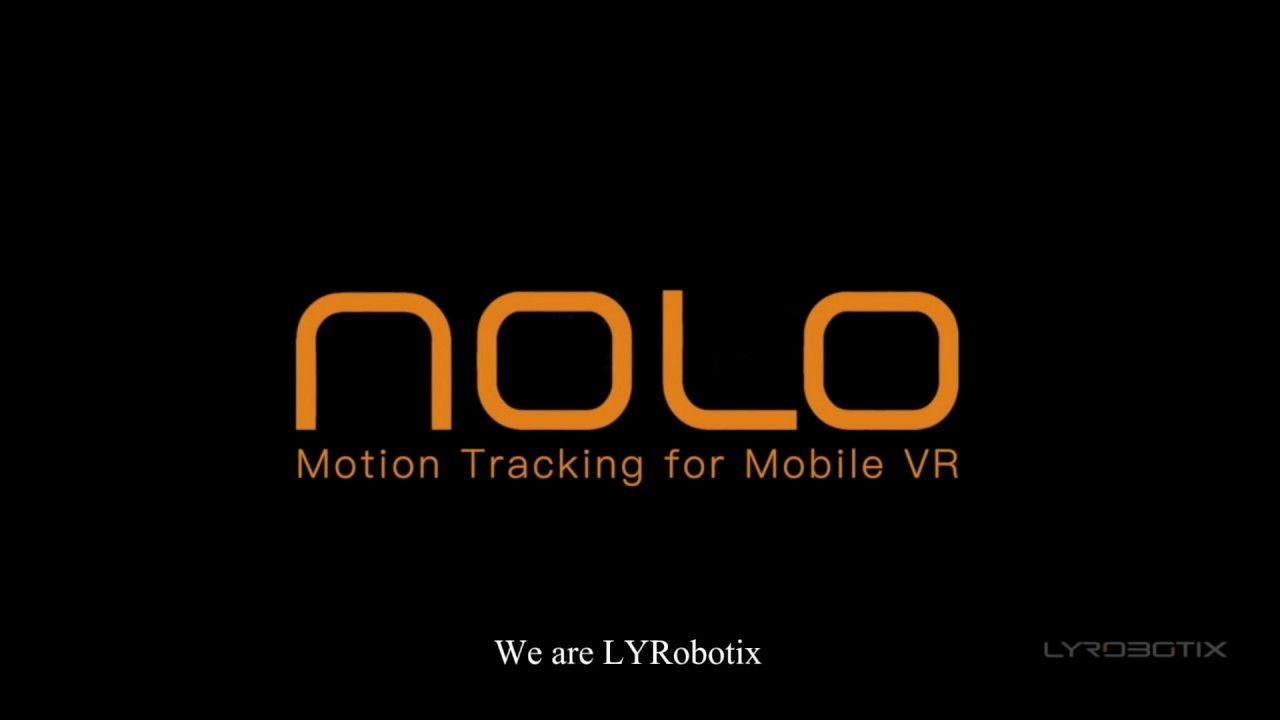 [DEMO] NOLO - Motion Tracking System