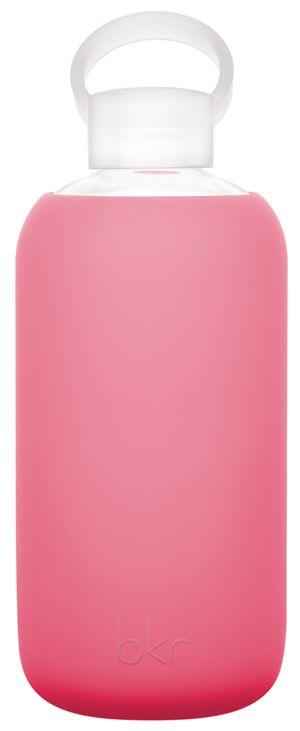 Bkr 1 Liter Glass Bottle In Sugar Color Water Bottle Bottle Bkr Bottle