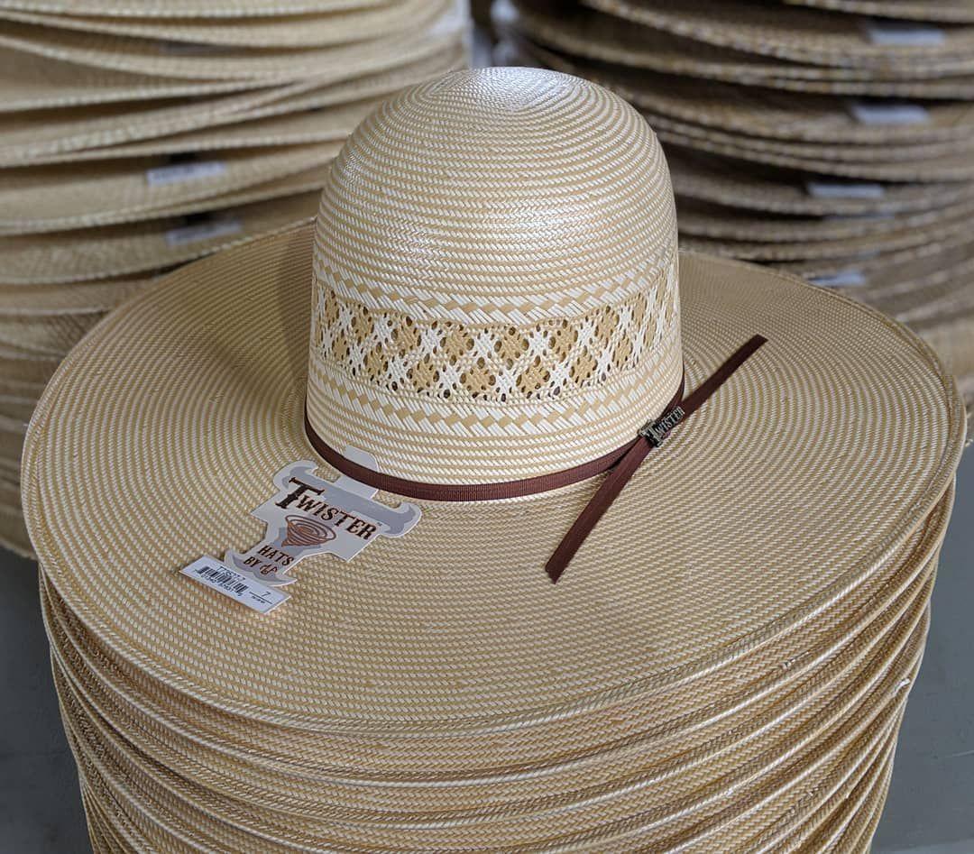 New Twister Whiskey 2 Cord Shantung Straw 5 Inch Brim Customhat Felthat Hatshaper Cowboyhat Cowboy Hats Straw Cowboy Hat Hat Shaper