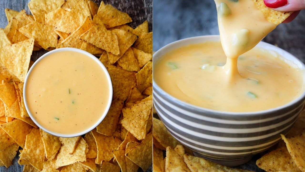 How To Make Nacho Cheese Dip Fast Food Friday By One Kitchen Episode 822 Youtube How To Make Nachos Nacho Cheese Food