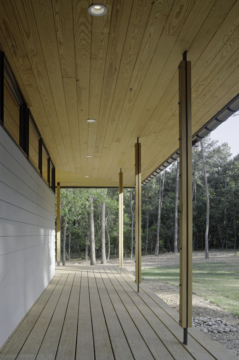 in situ studio raleigh architecture Farmhouse