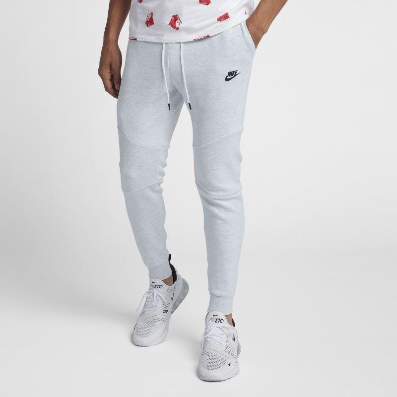 Claire Yogur parque  Nike Sportswear Tech Fleece Men's Joggers - Grey | Nike clothes mens, Mens  shorts outfits, Mens jogger pants