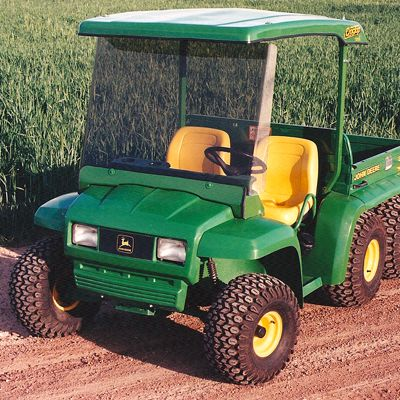 Fiberglass Canopy Kit with Steel Frame for John Deere Non-Current 4x2 u0026 6x4 Gator & Fiberglass Canopy Kit with Steel Frame for John Deere Non-Current ...