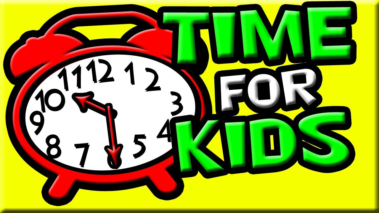 Tell Time for Kids | Tell Time by the Hour and Half Hour | Analog Clock ...